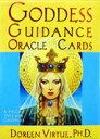 【レビュー続々!】ますますカードがキレイになった!女神のガイダンスオラクルカード(ドリーンバチュー博士) ※5,250円(税込)以上で送料無料【あす楽対応_関東】