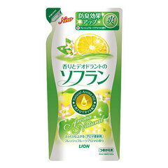 * Fabric softener フレッシュフルーツアロマ deodorant and fragrance replacement 500 ml