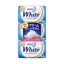 花王ホワイト ホワイトフローラルの香り バスサイズ 130g×3個パック