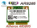 Lenovo 20002357 Atheros AR5B95 AR9285 802.11b/g/n 150Mbps 無線LANカード