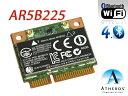 HP+汎用 Atheros AR5B225 WB225 無線LANカード SPS#:655795-001