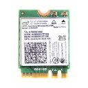 インテル Intel Dual Band Wireless-AC 3160 デュアルバンド 2.4/5GHz 802.11ac 最大433Mbps + Bluetooth 4.0 M.2 無線LANカード 3160NGW