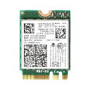 Lenovo純正 04X6009/04W3830 Intel Wireless-N 7260 802.11b/g/n Bluetooth 4.0 M.2 無線LANカード 7260NGW BN for Lenovo Thinkpad X240 X240s T440 T440s T440p T540 T540p W540 L440 L540 X1 Carbon lenovo yoga 2 pro