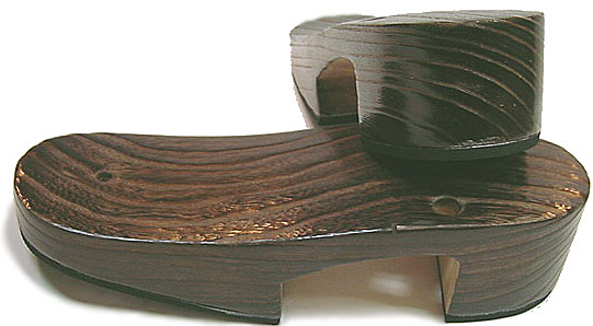 Nowadays clogs with Tung Komachi-LL size