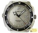 JEANRICHARD ジャンリシャール メンズ腕時計 アクアスコープ SS×ラバー(ホワイト) 自...