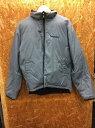 TIMBERLAND ティンバーランド リバーシブル ダウンジャケット グレー メンズ 表記サイズ:S