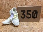 アディダス メンズ スニーカー イージーブースト350 V2 F36980 バターイエロー 表記サイズ:27.0[jggS]