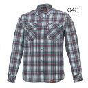 ◎フォックスファイヤー 5212464・トランスウェット ティレーチェックシャツ L/S(メンズ)【50%OFF】