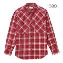 ◎フォックスファイヤー 5112732・トランスウェット マウンテンチェックシャツL/S(メンズ)【50%OFF】