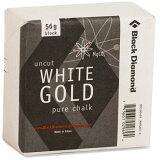 ○ブラックダイヤモンド・56gブロックホワイトゴールドチョーク