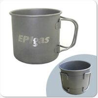 ●EPI・シングルチタンマグ(T-8103)の画像