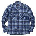 ○ペンドルトン AA417_30789・ボードシャツ ジャパンフィット(Blue Original Surf Plaid)【40%OFF】