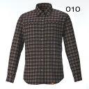 ◎フォックスファイヤー 5112575・トランスウェット ダルメニーチェックシャツ(メンズ)【50%OFF】