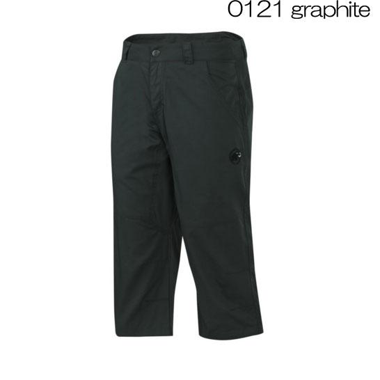 ◎マムート 1020-08790・Massone 3/4 Pants Men【マッソーネ3/4パンツMen's】