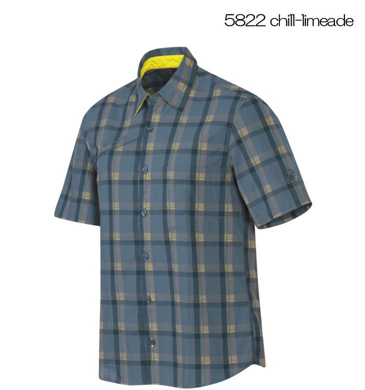 マムート パシフィッククレストシャツ メンズ