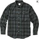 ○ノースフェイス NR61603・L/S マクネイルシャツ(メンズ)【31%OFF】