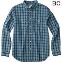 ○ノースフェイス NR11713・ロングスリーブ タンバークシャツ(メンズ)