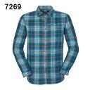 ○ジャックウルフスキン W1401281・ギフォードシャツ メンズ【50%OFF】