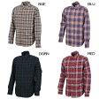 現品特価(S-2)マーモット MJS-F4081・タータンチェック L/Sシャツ(メンズ)【50%OFF】