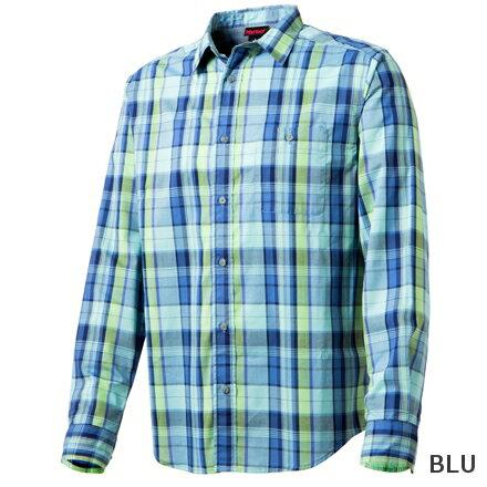マーモットマウンテンQD L/Sシャツ(メンズ)【31%OFF】