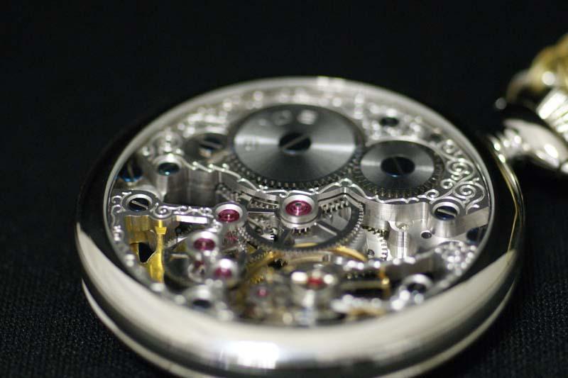 正規品エポスEPOS 小ぶりなポケットウォッチ...の紹介画像3