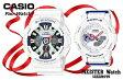 【】国内正規品G-SHOCK【ジーショック】ペアウォッチ「限定トリコロール」デジアナモデル 二人の絆を確かめ合える腕時計 【カップル】【2本ペア】【文字刻印も可能】文字刻印で世界に1つだけのペアウォッチGA-120TR-7AJF&BGA-185TR-7AJF
