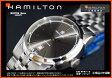 正規品ハミルトン ジャズマスター 2015年新作モデル「スピリット オブ リバティ」メタルバンド【H42415091】 自動巻き 3針モデル グレー文字盤