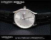 正規品ロンジンlongines「ラ・グランクラシック」 La Grande Classique メンズウォッチ 35mmケース メンズ腕時計 自動巻きオートマチック ステンレス 革ストラップ【L4.860.4.72.2】【L48604722】