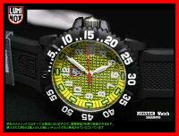 正規品LUMINOX【ルミノックス】25周年記念モデル限定カラーマーク】【イエローモノグラム】【3055.25TH】