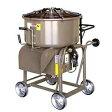 【送料無料】マゼラー(mazelar) PM-23GH2 補助輪付き 脚高ハンディモルタルミキサー 混合量75L モーター+減速機タイプ