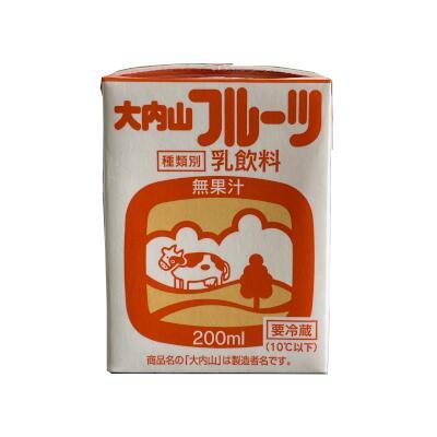 大内山フルーツ200 パック