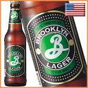 ブルックリン ラガービール瓶 355ml 【532P14Oct16】 【PS】