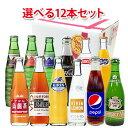 ソフトドリンク 瓶 選べる12本セット 【送料無料】 (北海...