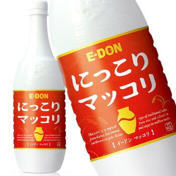 二東(イードン)マッコリ 1Lペット (1ケース...の商品画像