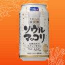 サントリー ソウルマッコリ 350ml 缶 (1ケース24本) 【02P07Jan17】 【PS】