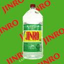 JINRO(眞露ジンロ)焼酎 20度 4Lペット(1ケース4本入り) 【送料無料】【02P07Jan17】 【PS】