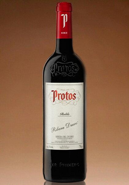 ボデガス プロトス ロブレ 2015 750ml (ワイン)