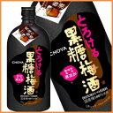 チョーヤ とろける黒糖梅酒 720ml