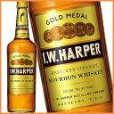 I.W.ハーパー ゴールドメダル 700ml [アメリカン・ウイスキー]