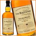 バルヴェニー 12年 ダブルウッド 700ml [スコッチ・ウイスキー] 【05P02Sep17】 【PS】