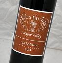 クロ・デュ・ヴァル クラシック カリフォルニア  ジンファンデル[2014]Clos du Val Classic California Zinfandel [2014] 【カリフォルニア・赤ワイン】
