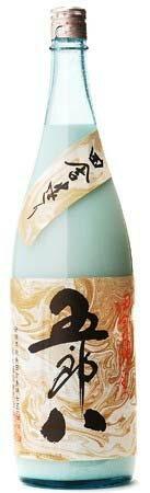 【新潟のにごり酒】 菊水 五郎八 にごり酒1800ml