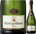 アメリカで最も売れたスパークリング・ワインクリテール・ヴーヴ・デュ・ヴェルネル ブリュット 辛口スパークリング[白]750ml