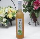 完熟梅の味わいと日本酒のうまみをたっぷりの梅リキュール うめとろ500ml 7%奥の松酒造(福島県)
