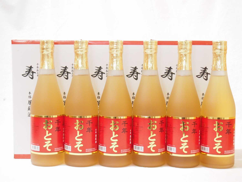 縁起酒 寿 千年おとそ 本格屠蘇酒 福井酒造(愛知県) 500ml×9本