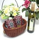【贈り物限定】 ワインはイタリア白と言うお方へチェヴィコ ブルーサ 白ワイン 750ml+オススメ珈琲豆(特注ブレンド200g、ハッピーブレンド200g)