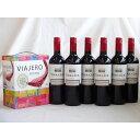 ワインセットチリ産大容量赤ワイン飲み比べセット(ヴィアヘロ赤ワインミディアムボディ3000mlテラ・スルカベルネ