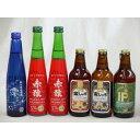 クラフトビールパーティ6本セット 日本酒スパークリング清酒(