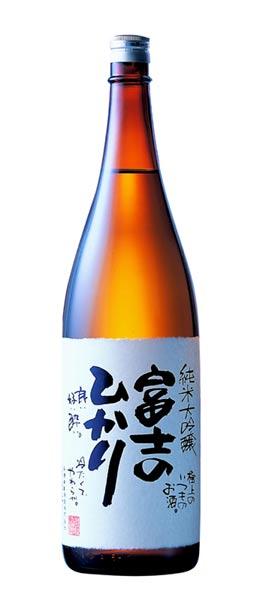 【 6本セット】安達本家酒造 純米大吟醸 富士のひかり 無ろ過生原酒 1800ml ×6本[三重県]