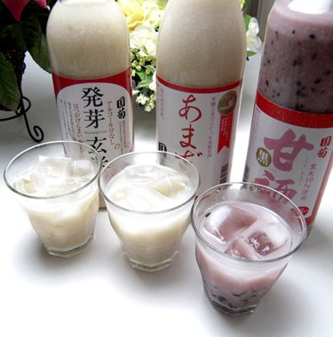 話題の国産ノンアルコール甘酒5本セット(国盛酒...の紹介画像3
